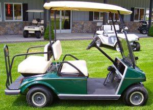 Used Golf Club Carts - Southeastern Wisconsin