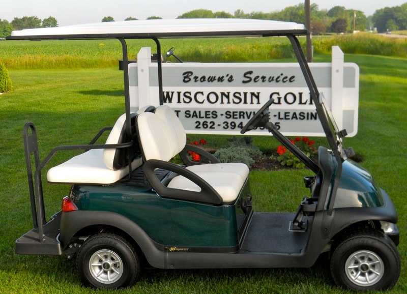 2010 4 Passenger golf cart for sale in Wisconsin.