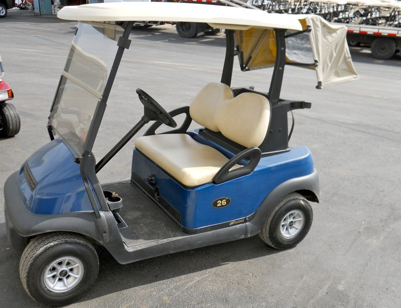 2011 Electric Precedent golf cart for sale in Wisconsin