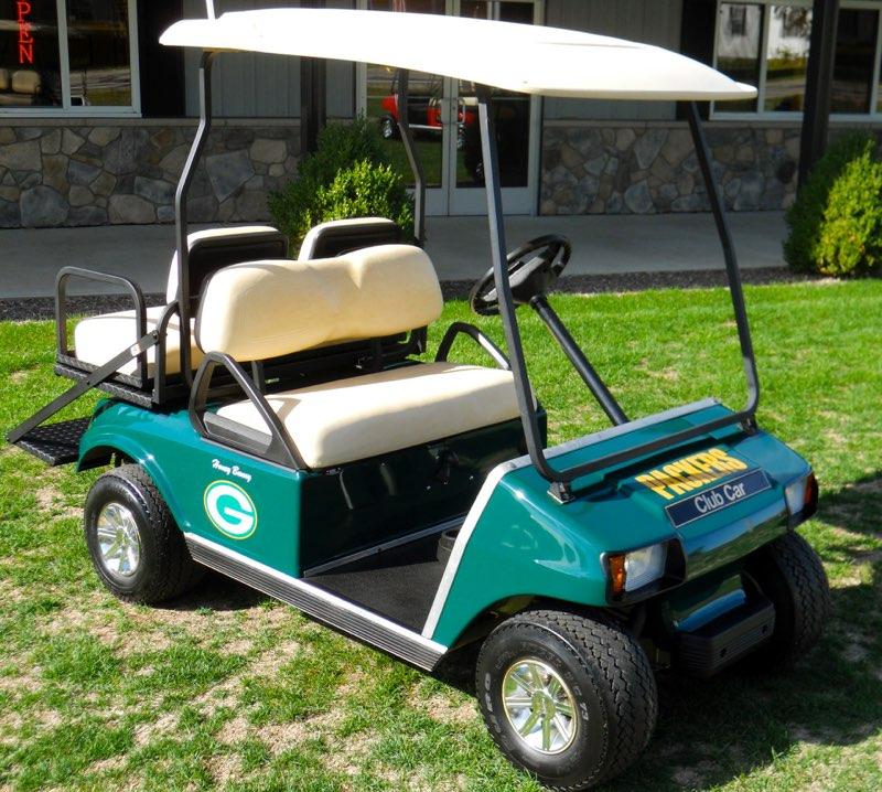 Custom Club Cars - Southeastern Wisconsin