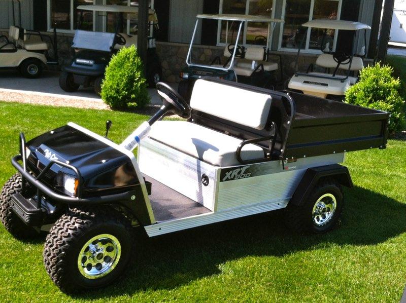 Utility Club Cars - Southeastern Wisconsin