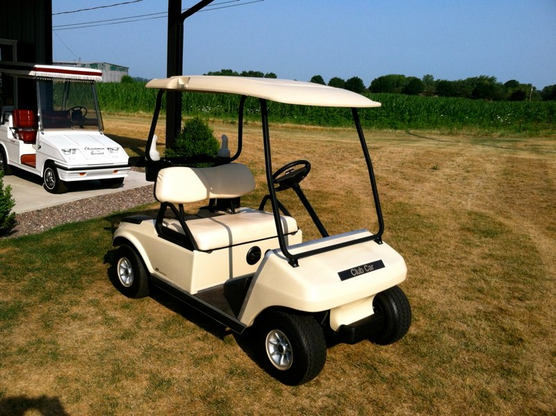 2008-2009 electric golf carts for sale by Brown's Service