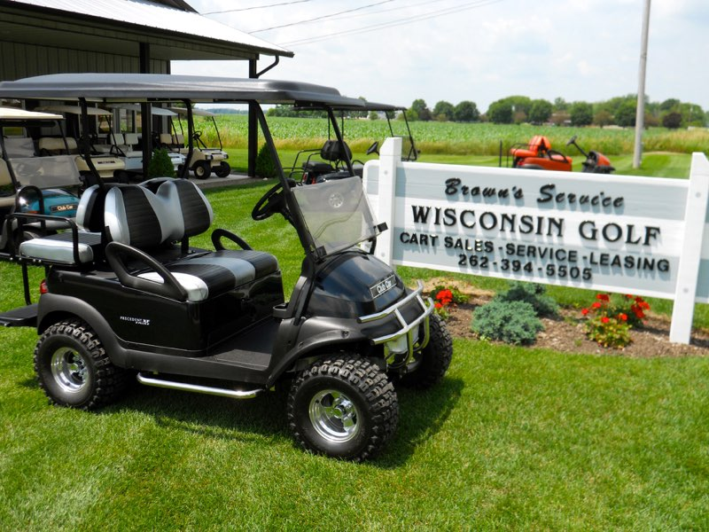 Personalized Club Carts - Southeastern Wisconsin