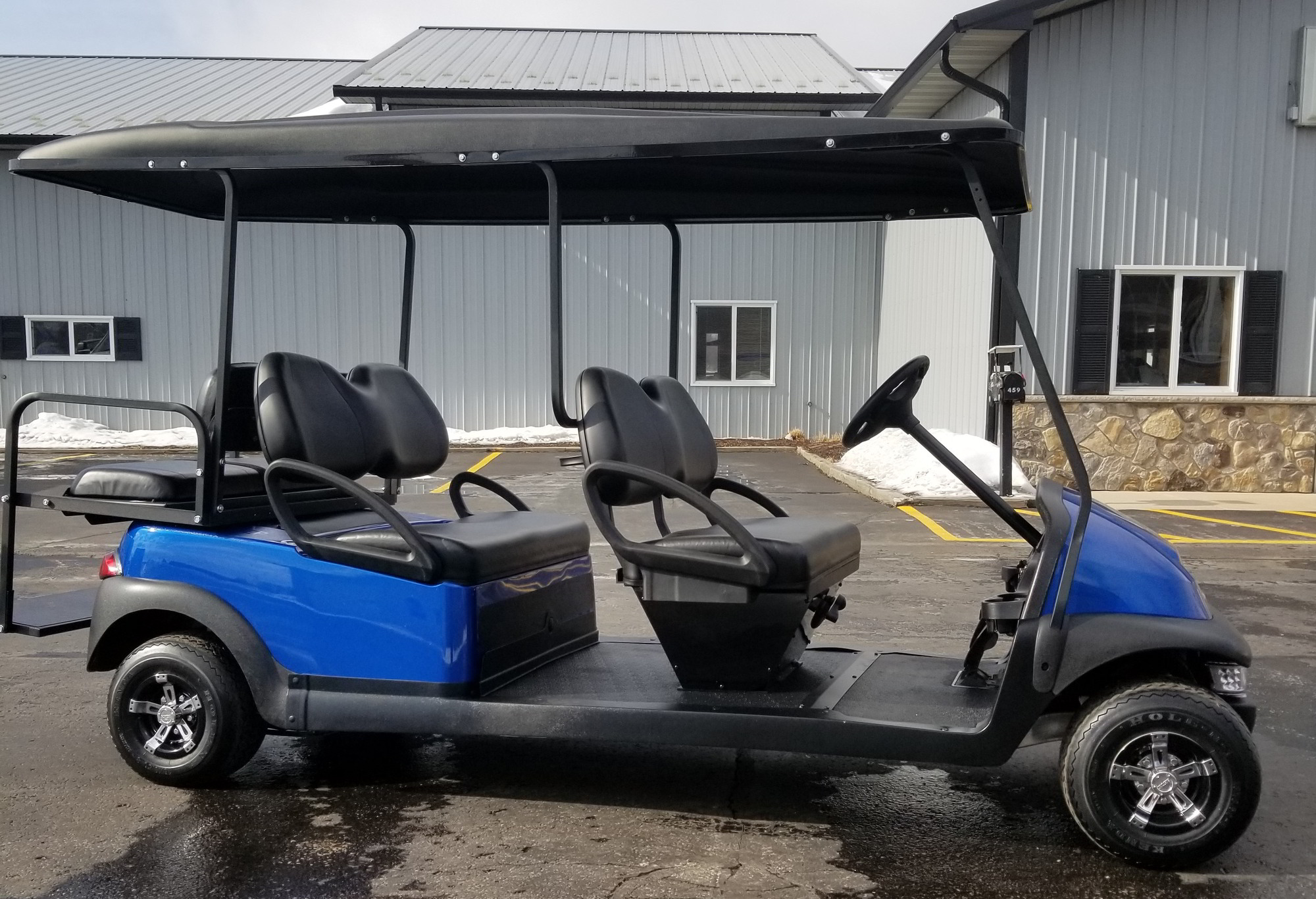 6 passenger cart for sale by Brown's Service Wisconsin Golf